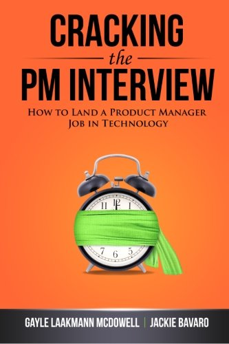 cracking the product manager interview